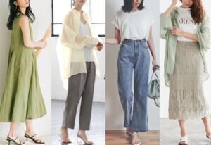 30代女性に人気のレディースファッション通販ランキング!みんながおすすめするプチプラブランドはこれ♪