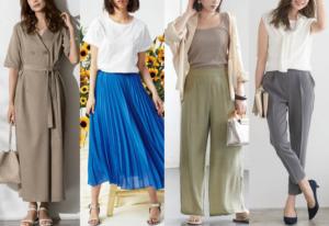 40代女性に人気のファッション通販ランキング!みんながおすすめするプチプラブランドはコレ!