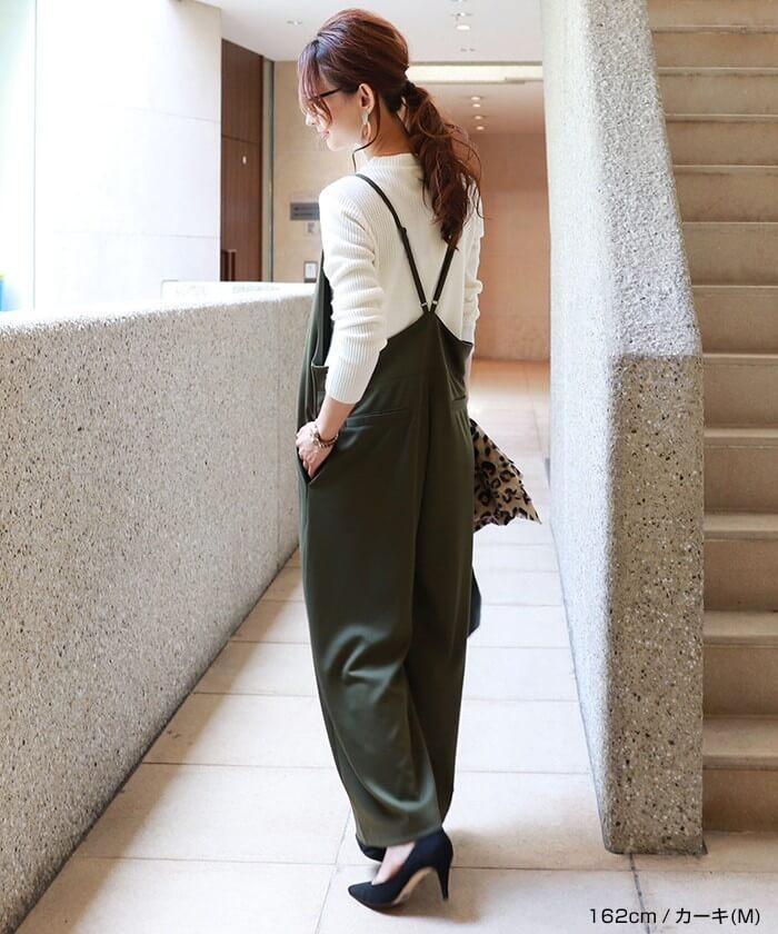 2019秋andme(アンドミー)のファッションコーデ