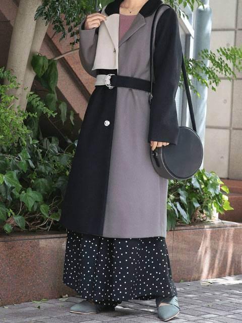 オシャレウォーカーのファッションコーデ