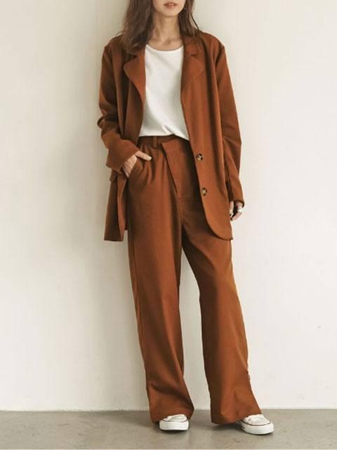 Re:EDIT(リエディ)のファッションコーデ